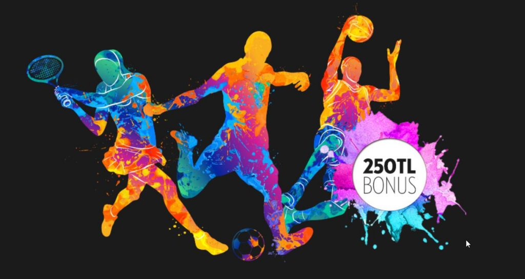 250 TL Bonus Sanal Sporlarda